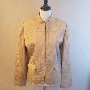 Alfred Dunner Jackets & Coats - Alfred Dunner Womens  Blazer